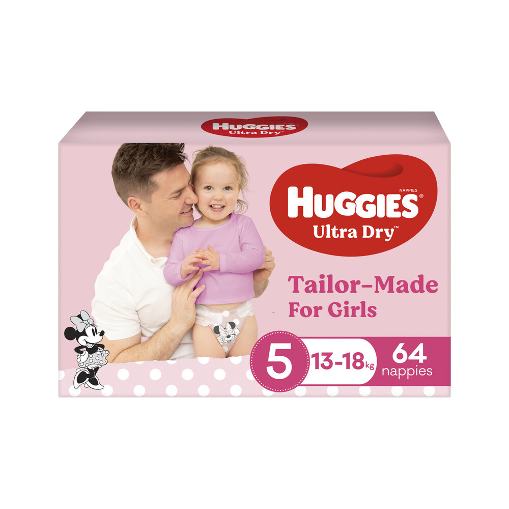 Huggies-Ultra-Dry-Nappy-For-Girls-13-18-Kg-Size-5-64-pack